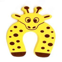 pinces de porte Promotion Protecteur de doigt de pince de porte de sécurité des enfants mignons durables de porte d'enfant