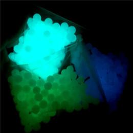 bouchon de perles de 6 mm Promotion 6mm Rougeoyant Perles Quartz Terp Perles Insérer Lumineux Quartz Dab Perles Boules Pour Spinning Caps Top Plat Quartz Banger Ongles Dab Rigs