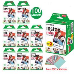 Canada Fujifilm Instax Mini feuilles papier photo instantané film blanc pour Instax Mini 8 9 7 s 9 70 Appareil photo SP-1 2 Appareil photo Offre