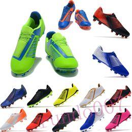 superflys de fútbol Rebajas con la caja BEST 2019 tacos de fútbol de lujo cr7 para hombre FG football copa mundial Phantom Venom calzado juvenil para hombre zapatillas chaussures sport