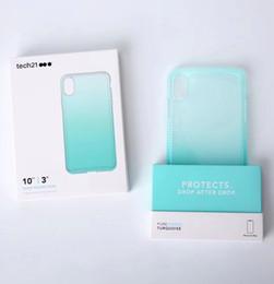 edizione telefono nero Sconti Nuovi colori CASE Cover Cover protettiva in TPU morbida per iPhone X XS XR XS MAX con confezione