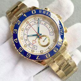 Lunette de plongeur en Ligne-Marque suisse top mens montres AAA 116688 montre automatique asie 2836 mouvement 44mm lunette en céramique fermoir original plongeur montres en verre saphir