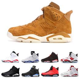 timeless design bb2a5 f37b7 gatto scarpe uomini Sconti nike air jordan retro 6 shoes da pallacanestro da  uomo 6 6s