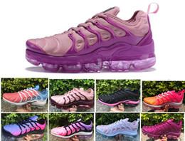 Foto delle donne femminili online-2019 TN Plus VM donna Scarpe Triple Nero Bianco Sunset Foto Blue Wolf femminile Chaussures plus ragazze zapatos tn scarpe 5.5-8.5