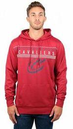 Cavaliers basketball online-Cleveland Cavs Hoodie Hombres L Sudadera personalizada Custom Basketball Cavaliers NUEVO