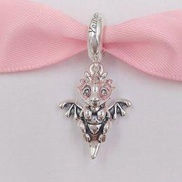 Dragões de prata esterlina on-line-Authentic 925 Sterling Silver Beads You Are Magic Dragon Dangle Charm Charms Serve Para Pandora Europeia Jóias Estilo Pulseiras Colar 798337