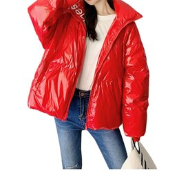Moda rompevientos grueso sobretodo de las mujeres abrigos de invierno de manga larga básica de la chaqueta de bombardero de las mujeres delgadas Cazadoras de mujeres Outwear desde fabricantes