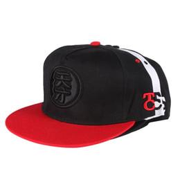 Cappello cinese online-Lettere regolabili da strada Chinese Genius Hat Boy Letters Cap Uomini Donne Basket Hip-Pop Nuovo