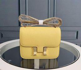 2019 grandes bolsos de piel sintética bolsos bolsas Mujer clásica de la aleta del diseñador de bolsos de cocodrilo correa de hombro real Leahter alta calidad de Crossbody del monedero de mano Mini Negro 19