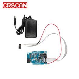 Programmeur adaptateur obd2 en Ligne-Adaptateur K-LINE OD46J EWS3 pour AK90 K LINE Câble de diagnostic automatique OBD2 et connecteur KLINE