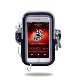 avvolge il cellulare Sconti Braccio per cellulare Cintura avvolgente per braccio Sport Fitness Copertura esterna Borsa da polso
