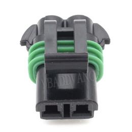 2 Pin Impermeable Delial Delphi Pbt Gf30 Conector 15300027 Para Bomba De Combustible Walbro GS450 desde fabricantes