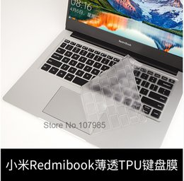 Notebook Keyboard Cover TPU Skin Protector For RedmiBook 14 RedMi book  laptop keyboard Skin New 14 inch Red mi Book