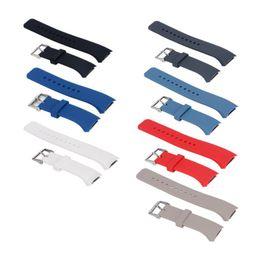 smart gear watch Rabatt Silikon armband für samsung galaxy gear s2 r720 r730 band strap sportuhr ersatz armband sm-r720