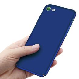 stoßfestes gehäuse Rabatt für iPhone 7 Fall Shock-Absorptionskid-Proof Fall Slim Fit Shell Hartplastik Voller Schutz Anti-Scratch Resistant Cover Case
