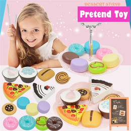 2019 vendita calda nuovi prodotti artificiale simulazione di torta finta mini macaron decorazione dolce giocattoli per bambini carino un vestito Z111 da