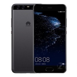 "Teléfonos huawei online-Teléfono celular original HuaWei P10 VTR-L29 Kirin 960 Android 7.0 5.1 ""FHD 1920X1080 4GB RAM 128GB ROM 20.0MP Huella digital NFC"