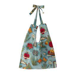 Модные продуктовые сумки онлайн-2019 New Women Fashion Shopping Handbags Grocery Bags Reusable Tote Large Capacity Shoulder Handle Bag