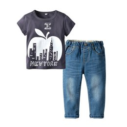 Children Summer Boy Jeans Short Suppliers Best Children Summer Boy