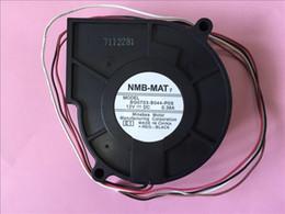 ventilatore di raffreddamento di nmb Sconti Originale NMB BG0703-B044-P0S DC12V 0.38A per XJ-H1650 / H1750 / ST155 / UT255 Projecotr ventola di raffreddamento
