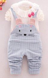 2019 neue kleidermodelle für mädchen Girls'Autumn Dress 2019 New Autumn Suit Zweiteiliges Langarm-Rückengurt-Set für Babys im Alter von 0 bis 4 Jahren. Meistverkaufte neue Modelle GRÖSSE 8 günstig neue kleidermodelle für mädchen