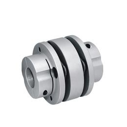 D39mm L49mm liga de alumínio Coupling Quatro parafuso diafragmas engate fixo Dropshipping 6 / 9,525 / 10/11/12 milímetros de