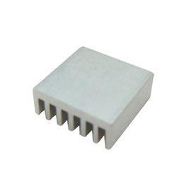 Vga dissipador de calor on-line-50 pcs dissipador De Alumínio Extrudado 14x14x6mm, Chip CPU GPU VGA RAM LED IC radiador, COOLER