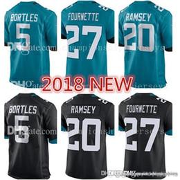 2018 New Limited Jacksonville 27 Leonard Fournette Jaguar Jersey 20 Jalen  Ramsey 5 Blake Bortles 15 Allen Robinson Football Jerseys 3500544e6