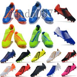con estuche nuevo 2019 botines de fútbol de lujo cr7 para hombre FG football copa mundial Fantasma Veneno zapatos juveniles para hombres zapatillas deportivas chaussures desde fabricantes