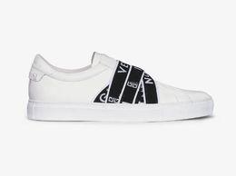 Top designer di scarpe uomo online-NUOVA cinghia di lusso Parigi sneaker uomo di alta qualità scatola originale casual comode scarpe da ginnastica migliori designer 4G sneakers per le donne bianche