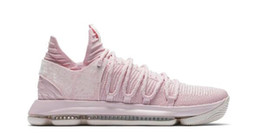 26d2ecabe00 Top Quality kd 10 Aunt Pearl shoes for sale kevin durant men basketball  shoes store free shipping AQ4110-600 discount kevin durant pearl shoes