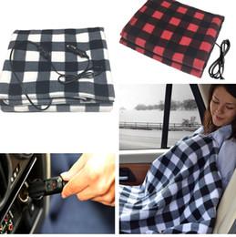 электрическое отопление с подогревом 12v Скидка Новая решетка энергосберегающие электрическое одеяло 12 в автомобиль отопление одеяло дома одеяло подходит для осенне-зимнего сезона T8I016