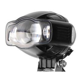 Faróis de nevoeiro dianteiros on-line-Carro da motocicleta 22-40mm amortecedor Universal USB Luzes de Condução do Carregador 20 W CONDUZIU as luzes do Ponto Dianteiro Da Lâmpada de Nevoeiro para Kawasaki Harley Honda Suzuki Yamah