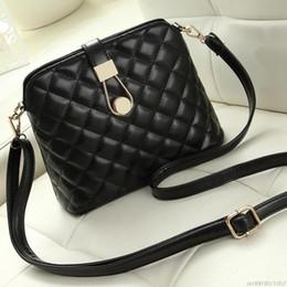bd21f7167dbb good quality Brand Small Shell Diamond Sling Bag Ladies Fashion Shoulder Bag  New Black Messenger Bags Hot Sale Girls Crossbody Tote Bag
