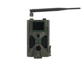 Камера sms mms онлайн-Suntekcam 4G MMS Trail Camera Hunting Cameras HC330LTE 16MP 1080P Email SMS Infrared IR Wild Game Photo Trap Wildlife Cam