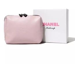Raccoglitore dentellare di disegno di modo online-Sacchetto cosmetico rosa del sacchetto di immagazzinaggio buona qualità / trasporto libero all'ingrosso Borsa cosmetica del portafoglio di disegno sveglio di modo per le ragazze
