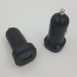 Adaptador de tipo au online-QC 3.0 Mini cargador de auto 9V-1.67A o 5V-2A Adaptador de carga rápido EP-LN930 Cargador de auto rápido para Samsung S8 s10 1.2M Tipo C Cable