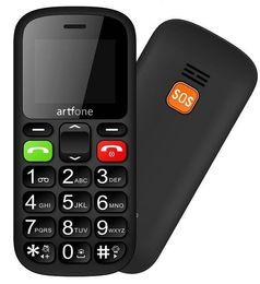 2019 alte tastatur Cheep Älteres Telefon Älteres Telefon Gut Senior Big Button Batterie Lautsprecher SOS Seitentaste Dual Sim Karte