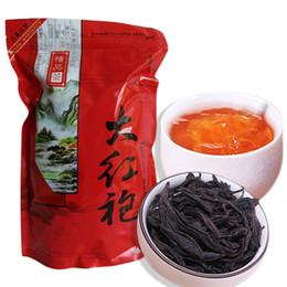 C-HC020 Chinês Da Hong Pao chá 250g Grande Red Robe chá oolong o presente original alimento verde da hong pao saúde chá dahongpao cheap red tea de Fornecedores de red tea
