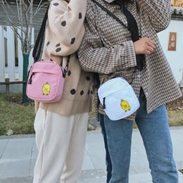 imballaggio originale del telefono mobile Sconti Fairy2019 Satchel Oblique Woman Small Summer Tempo libero Joker Studente Diagonal Mobile Phone Package Originale Mini Borsa di tela