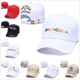 HipHopbalenciaga Hut, Frühling und Herbst Sonnenschirm Hut, Chao Marke Baseballmütze für Männer und Frauen von Fabrikanten