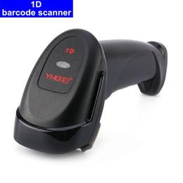 supermercado scanner Desconto 10 pcs YHD-8200 Cabo USB Bidirecional Laser Barcode Scanner Handheld Scanner de código de barras Arma para Supermercado