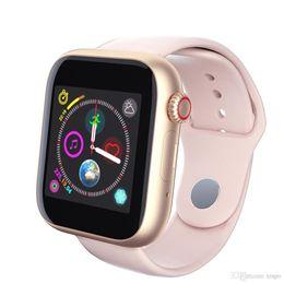 Яблоко сенсорный экран смотреть дети онлайн-Для apple iphone Новый Z6 Bluetooth 3.0 Smart Watch поддерживает телефон Android SIM-карту и камеру с сенсорным экраном камеры Поддержка SIM-карты TF