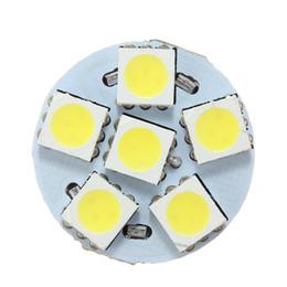 2019 lampada di ancoraggio Bianco 1157 BA15D 5050 SMD 27 LED Car Tail Anchor Lampadina luce di retromarcia DC 12V lampada di ancoraggio economici