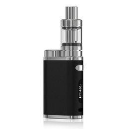 g pen pro Rebajas Pico 75w Starter Kit cigarrillo electrónico 18650 510 Caja de batería de hilo mod 2ml Melo 3 Tanque vaporizador vape pen box mod