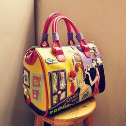 Bolsas de luxo mulheres sacos de designer crossbody bolsa de mão de couro sac luxe ombro mensageiro bolsa feminina rosa grande e pequeno de Fornecedores de bolsas de mala voltagem por atacado