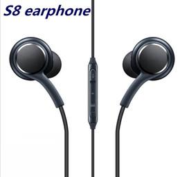 2019 écouteurs samsung galaxy s6 Pour Samsung Galaxy S8 S8plus Dans l'oreille Filaire Casque Stéréo Écouteurs EO-IG955 Écouteur Basse 3.5mm Casque pour S10 S9 S8 S7 S6 S6 i5 i6 promotion écouteurs samsung galaxy s6