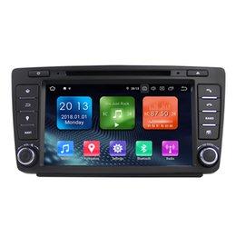 Reproductor de DVD para coche Android Zhuohan HD de 8 pulgadas para Skoda Octavia 2004-2011 con Bluetooth GPS (AD-L8026) desde fabricantes