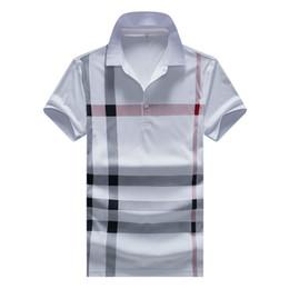 Schwarz gestreiftes gewebe online-Herren Revers kurze Ärmel, Krawattenknöpfe, schwarze und rote gestreifte Nähte, Baumwollgewebe, keine schrumpfende Kugel