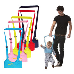 toddler learn Coupons - New Arrival Baby Walker,Baby Harness Assistant Toddler Leash for Kids Learning Walking Baby Belt Child Safety Dropshipping